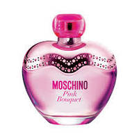 MOSCHINO light PINK BOUQUET new - T tester L 100