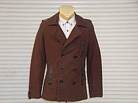 Мужская демисезонная куртка с налокотниками PIAZZA ITALIA MAN S