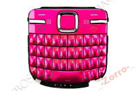 Клавиатура для Nokia C3-00 (Pink) Original