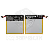 Батарея для планшетов Asus FonePad HD7 ME372, FonePad HD7 ME372CG K00E, (Li-polimer 3.8V 3950мАч), #C11P1310