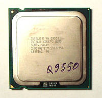 Процессор Intel Core 2 Quad Q9550 - 2.83GHz 12M 1333MHz socket 775