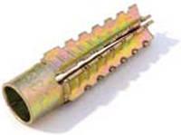 Дюбель стальной для пористых материалов 8*38
