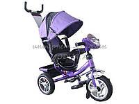 Велосипед трехколесный M 3115-8НА, колеса надувные