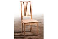 """Деревянный стул """"Классик"""" твердый, ДУБ (Микс Мебель), фото 1"""