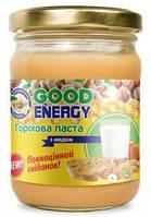 Ореховая паста с медом Good Energy, 460 грамм