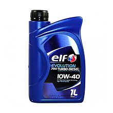 Масло моторное, ELF Evolution 700 Turbo Diesel 10W40 (1 Liter)