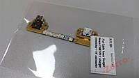 Шлейф с разъемом зарядки и разъемом для наушников Asus Google Nexus 7 ME370 Original
