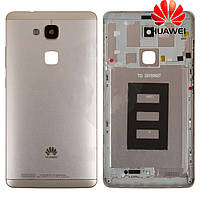 Задняя панель корпуса для Huawei Ascend Mate 7, золотистая, оригинал