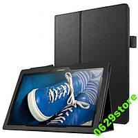 Чехол Lenovo Tab 2 A10-70 10,1'' книжка черный, фото 1