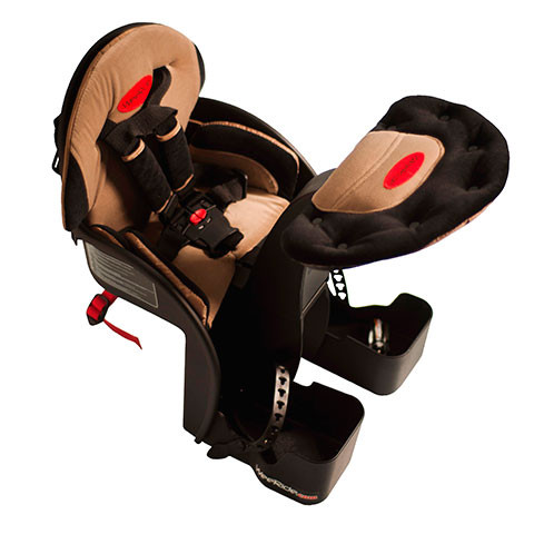 Детское переднее велокресло Weeride Deluxe (IS)