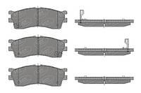 Колодка передняя KIA CARENS II,Clarus, Rio I SCT-GERMANY (SP 441 PR)