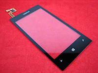 Тачскрин (сенсор) для Nokia 520, 525 Lumia (black) Original