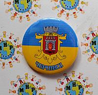 Значок Символика города Черновцы