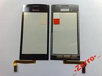 Тачскрин (сенсор) Nokia 500 (black) Original