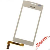 Тачскрин (сенсор) Nokia 500 (white) Original