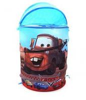 Корзина для игрушек Метр Тачки 45х50 см