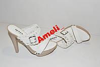 Модные сабо  Letyal Style white -50%, фото 1