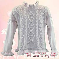 Детский свитерок для девочек Акрил+ Шерсть от 3 до 6 лет (4719-3)