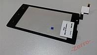 Тачскрин (сенсор) для Touchscreen Fly FS401 Stratus 1 (black) Original