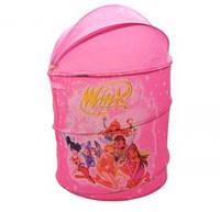 Корзина для игрушек феи Винкс Winx 45х50 см