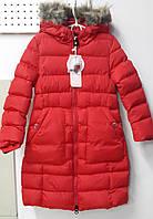 Пальто зимнее для девочек.ТМ Grace Венгрия  3-4, года