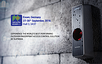 Suprema на выставке Security Essen 2016