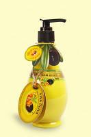 Бальзам для ног заживляющий трещины с оливковым и облепиховым маслом 275мл VivaOliva