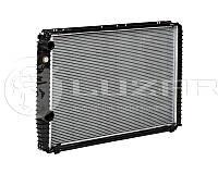 Радиатор охлаждения Уаз 3163 ПАТРИОТ ЛУЗАР (алюминиево-паяный) (LRc 0363b)
