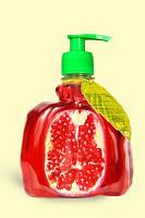 Гель мыло Гранат антибактериальное жидкое мыло 500мл