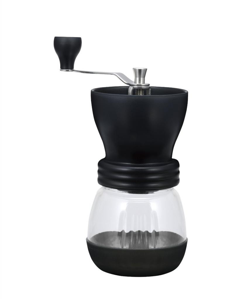 Hario Ceramic Coffee Mill Skerton (артикул MSCS-2TB)