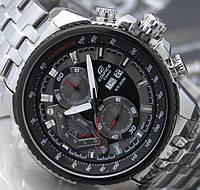Мужские часы Casio Edifice EF-558D-1A Гарантия ЧП