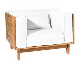 Кресло из дерева 009