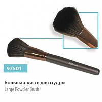 Кисть макияжная для пудры (большая) 97501