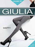 Женские колготы из микрофибры Giulia HAPPY 70 den, 85/98