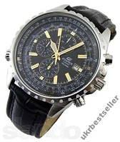 Мужские часы Casio Edifice EF-527L-1A Гарантия ЧП