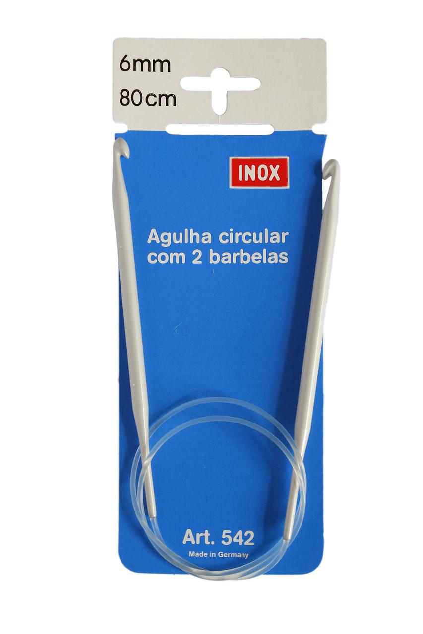 Гачок кругової Inox Prym 80 см 6 мм