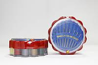 Дорожный набор для шитья (нитки и иголки)