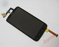 Дисплейный модуль для HTC Z710e Sensation (G14) (Black) Качество