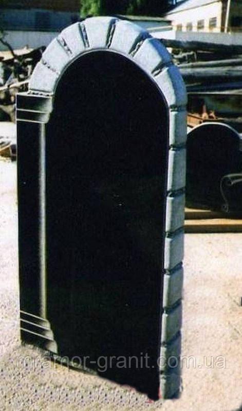 Памятник из габбро ПГ - 057
