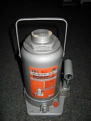 Домкрат гидравлический бутылочный 30т 235-405мм для авто Автомобильный