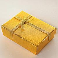 [9/7/3 см] Подарочная коробочка для украшений маленькая 12 шт.