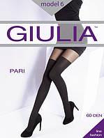 Женские теплые колготы Giulia PARI 60 den, 85/98