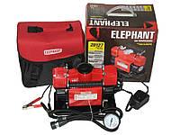 Автомобильный компрессор ELEPHANT 20127 150psi/30Amp/60 автомобильный насос для подкачки шин от прикуривателя