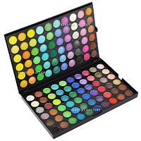 Профессиональная палитра теней для век 120 оттенков Beauties Factory Eyeshadow Palette #02 – ARTIST FAVOR, фото 1