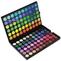 Профессиональная палитра теней для век 120 оттенков Beauties Factory Eyeshadow Palette #01 – ESSENTIALS