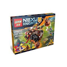 Конструктор Нексо Найтс 14003 (аналог Лего Nexo Knights), 198 деталей