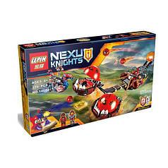 Конструктор Нексо Найтс 14004 (аналог Лего Nexo Khights), 329 деталей