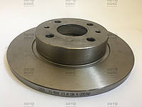 Тормозные диски передние Metelli 23-0205 на ВАЗ 2108-099, 2113-15, фото 1