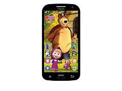 Интерактивный телефон Маша и Медведь русскоязычный