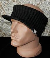 Зимняя кепка без верха